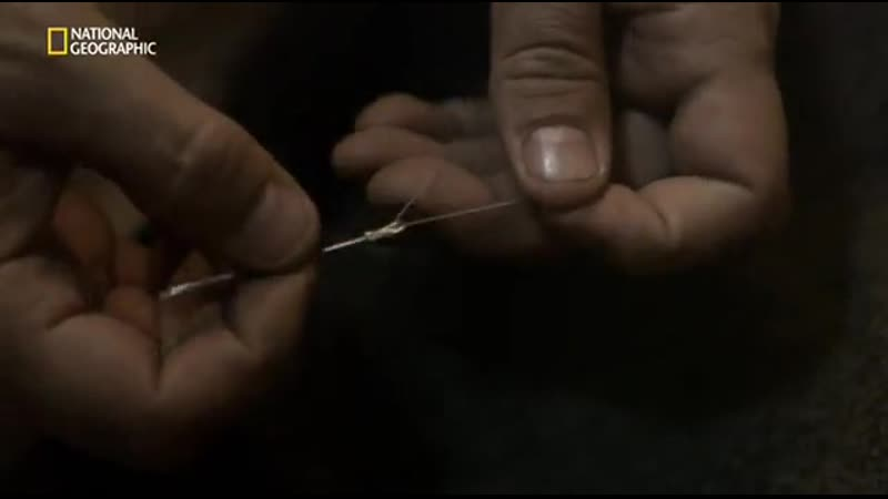 Побег. Настоящий Макгайвер 2012 США док. фильм. National Geographic Channel