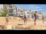 ТВ-заставка Чемпионата мира 2014 в Бразилии