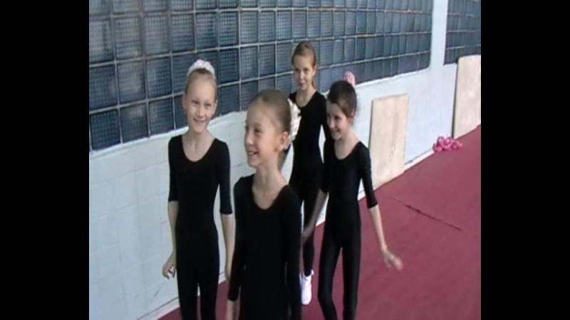 Как все начиналось 10 лет назад! Группа Перфоманс Ритмы Детства Танец Бабочки