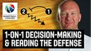 1-on-1 Decision-Making and Reading the Defense - Robert Bauer - Basketball Fundamentals