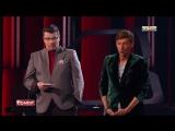 Юлия Проскурякова - в съемках программы comedy