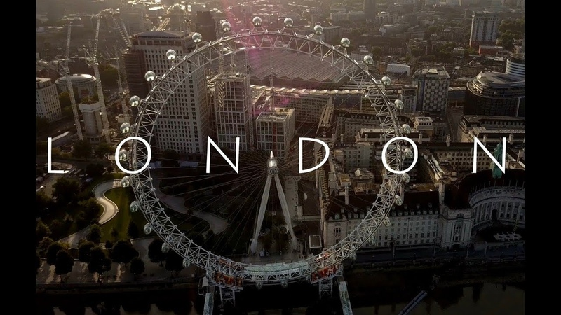 The very Best of LONDON from above in 4K UHD ULTIMATE AERIAL VIEW London Eye, Big Ben, Tower Bridge
