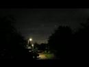 Светящиеся объекты в Толстопальцево, 11 июня 2018, 1