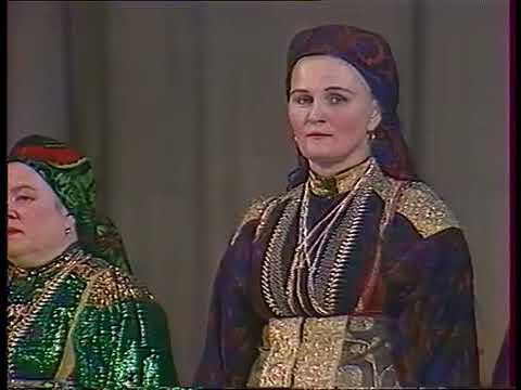 Респ. Коми, Усть-Цилемский р-н, с Усть-Цильма. Горка. 1980 г.