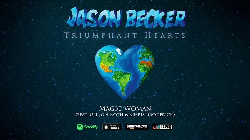 Jason Becker - Magic Woman (feat. Uli Jon Roth Chris Broderick)