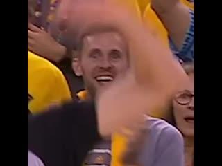 Когда первый раз вживую увидел матч НБА