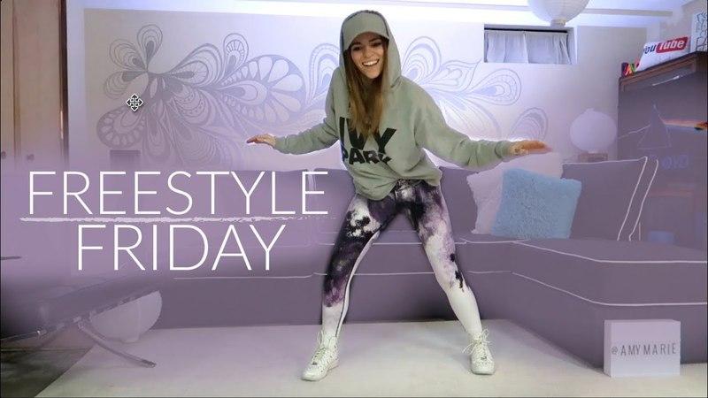 Freestyle Friday | Nine | Amymarie