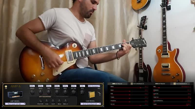 Line6 HD500 Vs Helix 3 Marshall Amps Compared JTM45 Plexi JCM800