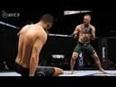 UFC 3 ПРОХОЖДЕНИЕ КАРЬЕРЫ ЗА КОНОРА МАКГРЕГОРА 4