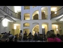 V международный фестиваль шарманок в Праге. 14.08.2018. Песня Pupet on a string