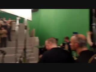 Эксклюзив со съемочной площадки фильма «Лев Яшин. Вратарь моей мечты»