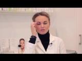 Как правильно наносить крем на кожу вокруг глаз - врач-косметолог Арина Киреева (Cosmetolove)