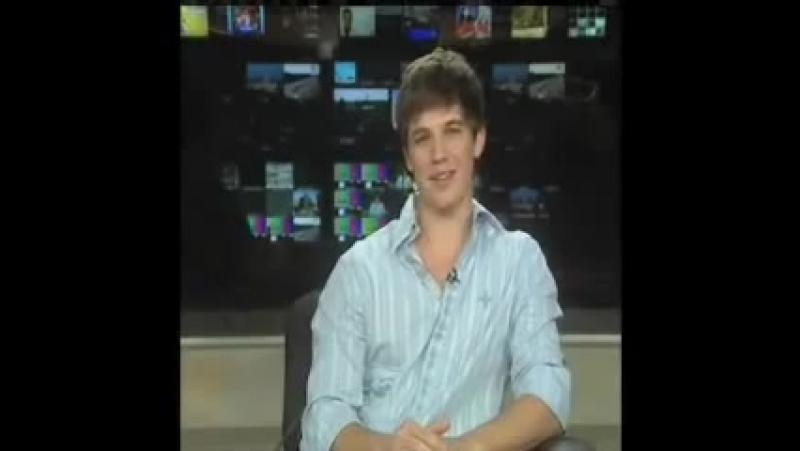 90210 Matt Lanter interview