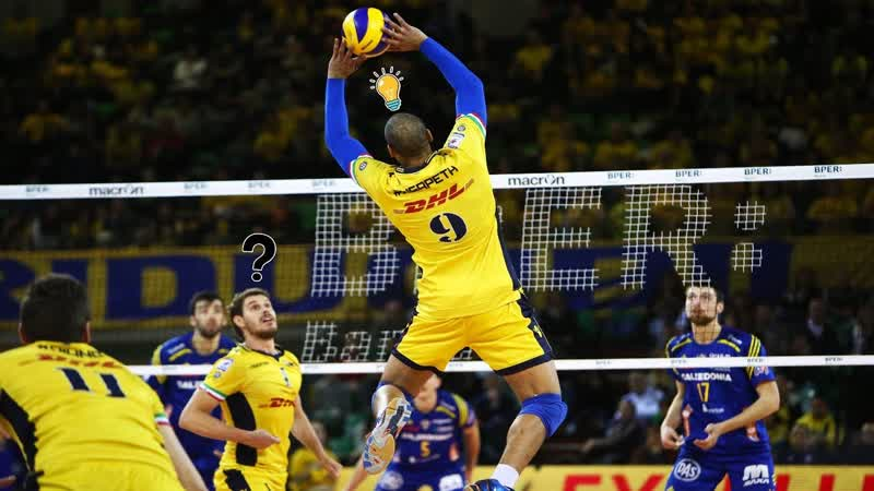 20 Skills That Only Earvin N'Gapeth Can Do HD