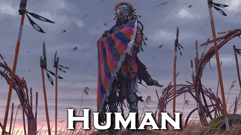 EPIC POP   Human by Cyrus Reynolds [feat. Bird the War]