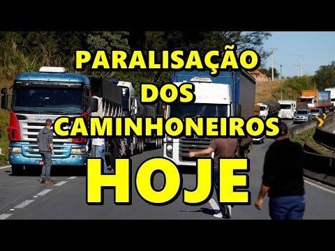 🔴 GREVE DOS CAMINHONEIROS HOJE NAS BRs - ACOMPANHE O MOVIMENTO