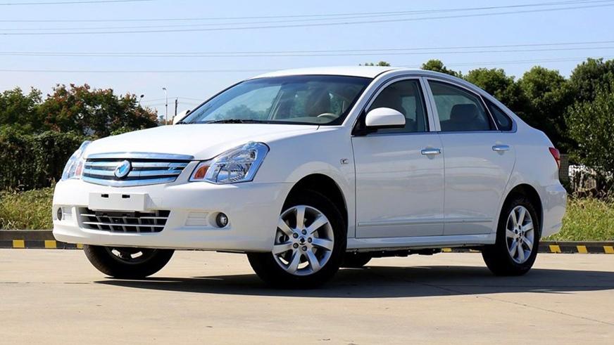 Nissan Almera превратилась в китайский электромобиль.