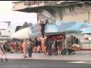 Российский истребитель Су-30 потерпел крушение над Средиземным морем