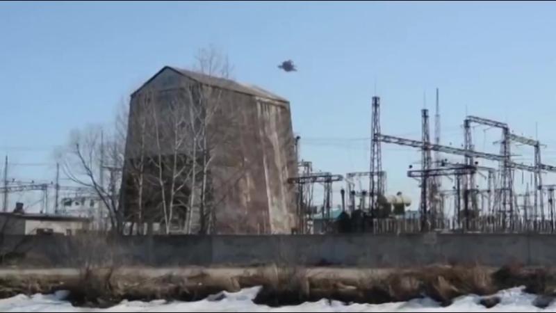 НЛО около Батайска Реальное видео Такого вы еще не видели