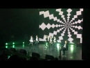 181014 BTS - FAKE LOVE (отрывок) @ Korea-France Friendship Concert