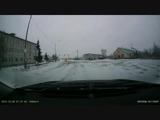 ДТП в Нарьян-Маре.