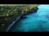 Zanzibar Beach  Mnemba Island Atoll From Above _ DJI Mavic Pro 4K