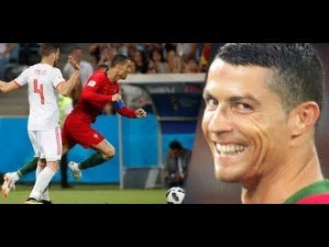 VEJA O QUE CRISTIANO RONALDO DISSE PARA NACHO: ''FOI PENALTI'' - Portugal 3 x 3 Espanha