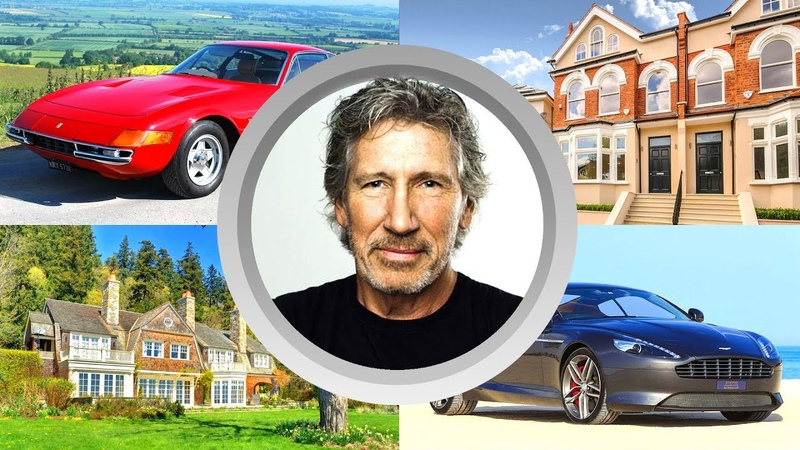 Roger Waters Net Worth, Lifestyle, Family, Biography, House and Cars