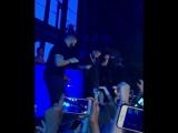 Дрейк и French Montana в ночном клубе 'Marquee' в Лас-Вегасе
