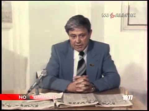 Донатас Банионис: дорогой наш Леонид Ильич! (ностальгия, 1977)