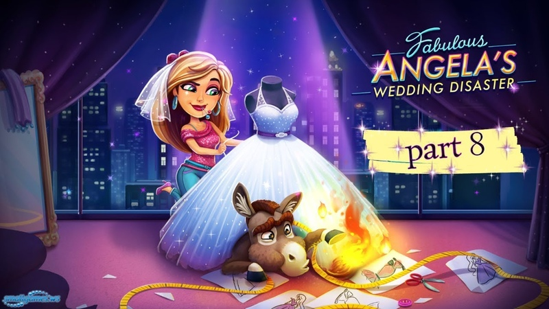 Fabulous 4 Angelas Wedding Disaster PE ✔ {часть 8} Компромисс