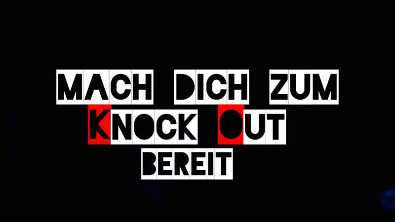 Schock - Knock Out (2017, Official Lyric Video)