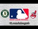 Oakland Athletics vs Cleveland Indians | 07.07.2018 | AL | MLB 2018 (2/3)