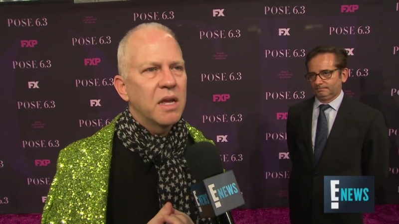 Pose Creators Cast Talk Show's Importance E Live from the Red Carpet