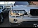 BMW X5 E53 - разборка фар