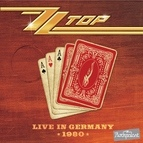 ZZ Top альбом Live In Germany - Rockpalast 1980