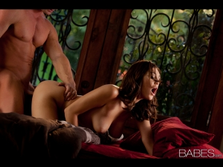 [Babes] Holly Michaels - The Perfect Couple [Teen, Brunette, Gonzo, Big Tits, Natural Tits, Doggystyle, All Sex, 1080p HD]
