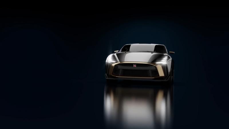 Nissan GT-R 50