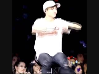 Jungkook looks adorable when he does this one move in anpanman pls I could watch this for too long