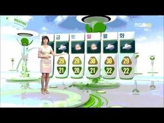 Kanal 8 - Огляд мапи погоди