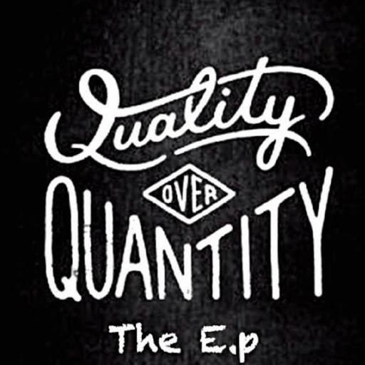 data альбом Quality Over Quantity