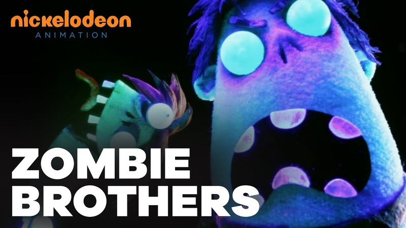 Zombie Brothers   Nick Animated Shorts