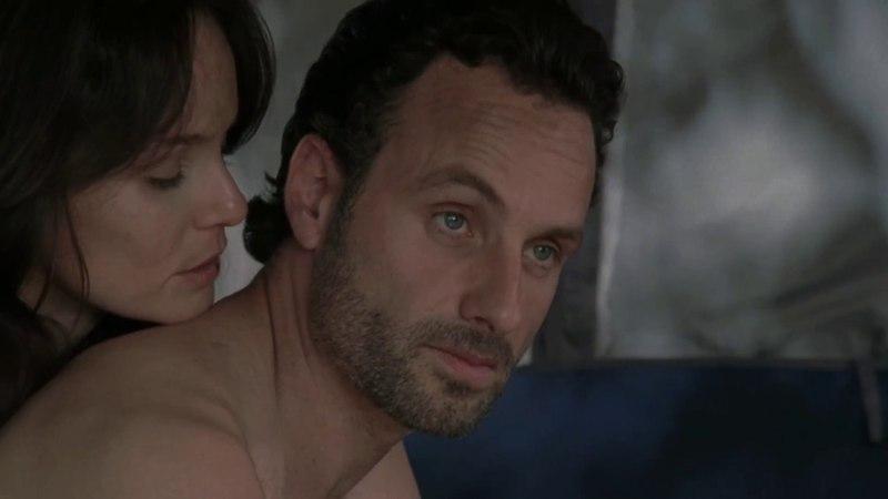 Лори говорит Рику, что Шейн опасен