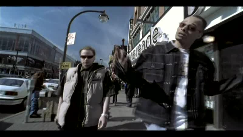 Bomfunk MCs feat. MaxC - Live Your Life 2002