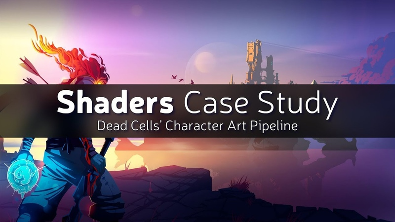 Shaders Case Study Dead Cells' Character Art Pipeline
