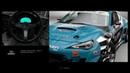 GT SPORT - SUBARU Falken Turn 14 BRZ - Drift Setup