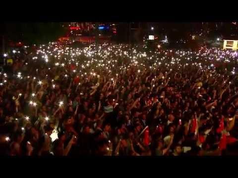 Beşiktaşta 19 Mayıs! (Tarkan Konseri)