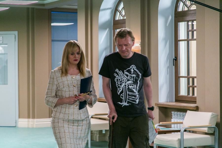 Сериал Доктор Рихтер 2 сезон содержание серий, сколько серий всего в продолжении, актеры и роли