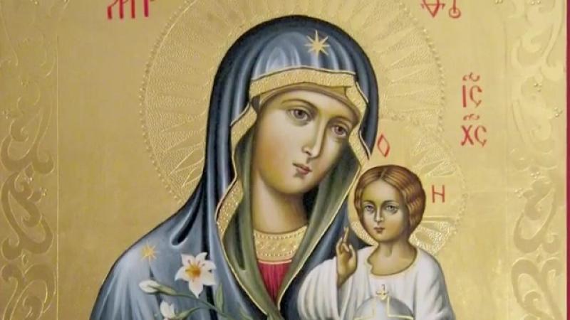 16 апреля. Икона Божией Матери Неувядаемый Цвет. Семиречье, 2018