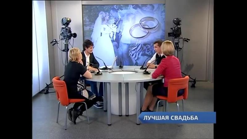 Алексей Ануфриев в гостях у ЕТВ (2013)